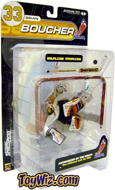 McFarlane Toys NHL Sports Picks Series 2 Brian Boucher Action Figure