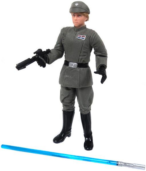 Star Wars Expanded Universe Loose Luke Skywalker as Lt. Jundland Action Figure [Loose]