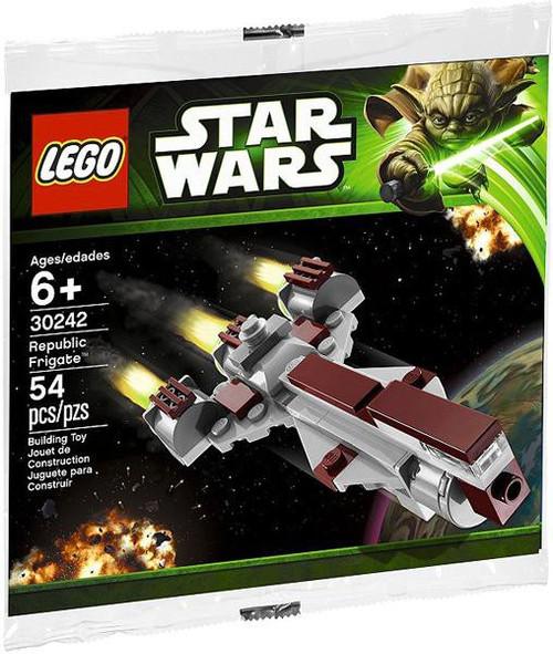 LEGO Star Wars Return of the Jedi Republic Frigate Mini Set #30242 [Bagged]