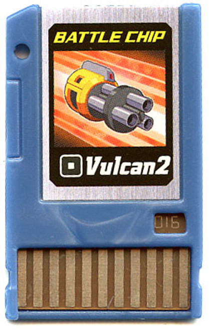 Mega Man Vulcan 2 Battle Chip #016