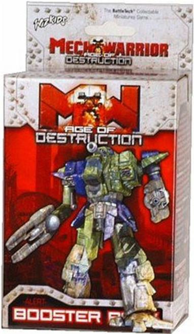 MechWarrior HeroClix Age of Destruction Booster Pack