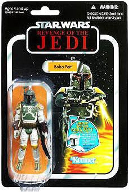 Star Wars Return of the Jedi Vintage Collection 2011 Boba Fett Action Figure #09