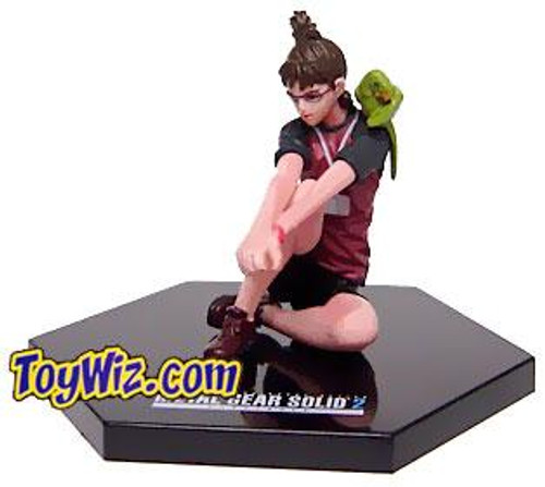 Metal Gear Solid PVC Art Statues Series 2 Emma Emmerch Statue
