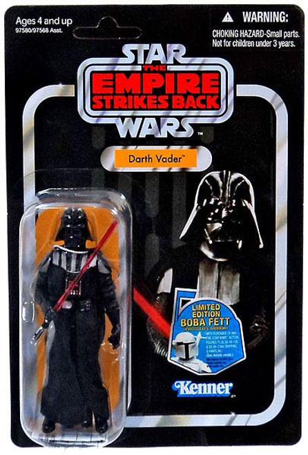 Star Wars The Empire Strikes Back Vintage Collection 2011 Darth Vader Action Figure #08