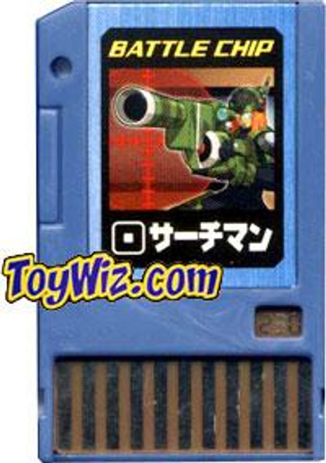 Capcom Mega Man Japanese PET Searchman Battle Chip #230