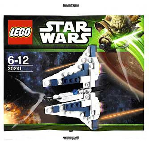 LEGO Star Wars The Clone Wars Mandalorian Fighter Mini Set #30241 [Bagged]