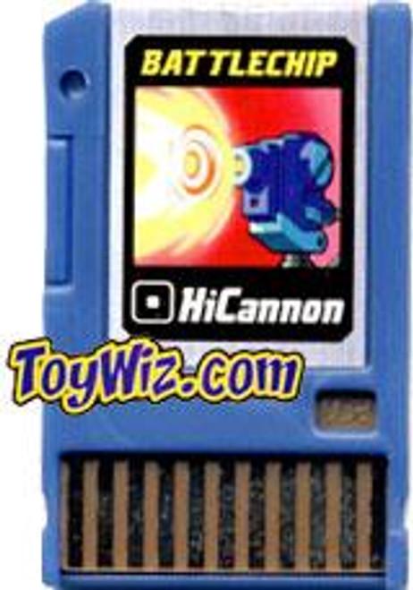 Mega Man HiCannon Battle Chip #002