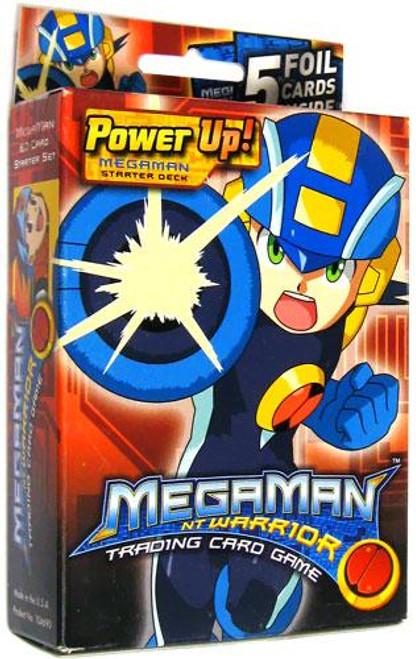 NT Warrior Power Up! Mega Man Starter Deck