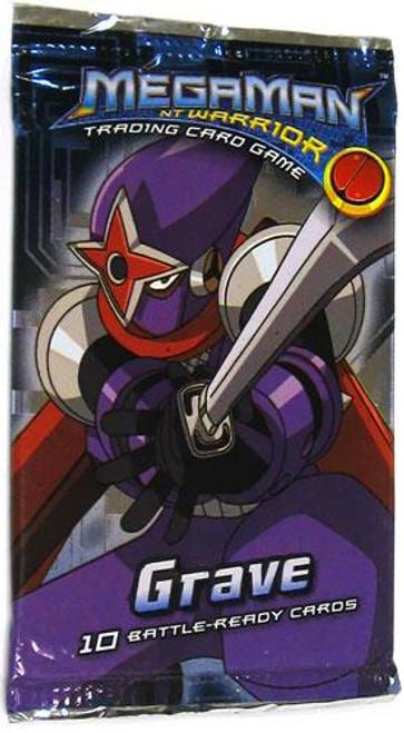 Mega Man NT Warrior Grave Booster Pack