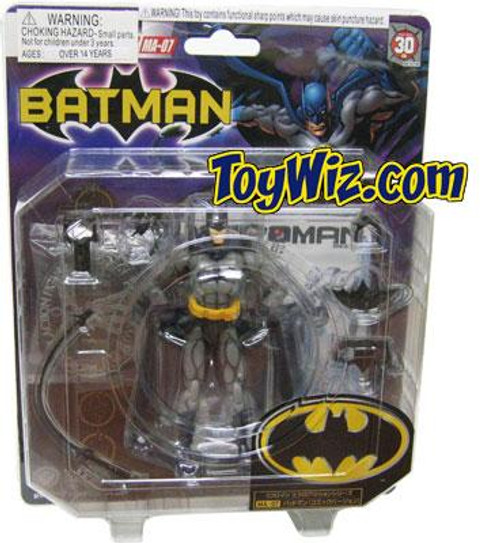 Micro Action Series Batman Mini Figure MA-07