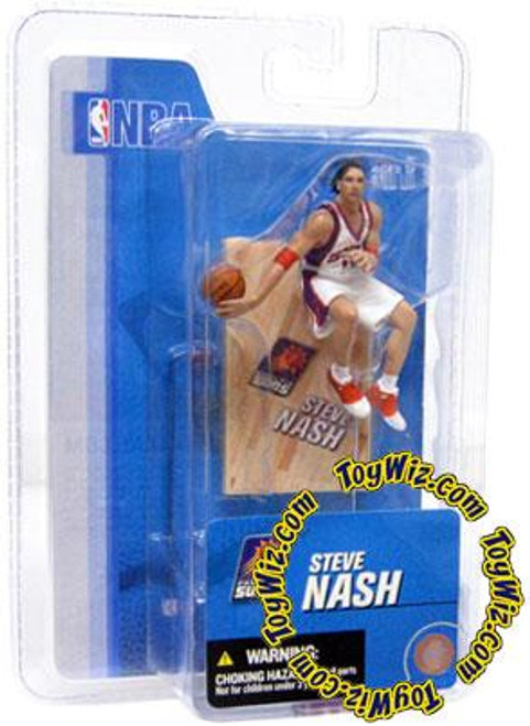 McFarlane Toys NBA Phoenix Suns Sports Picks 3 Inch Mini Series 3 Steve Nash Mini Figure