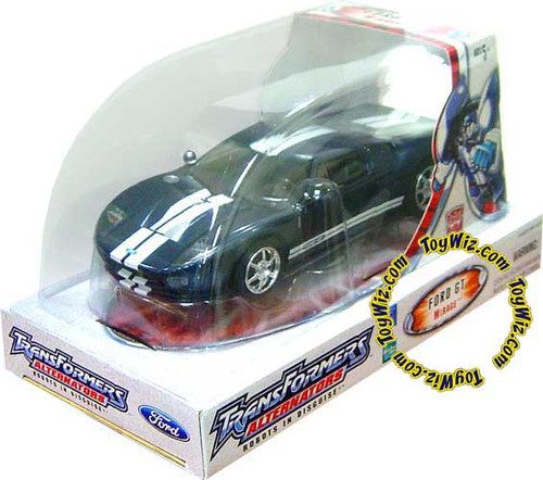 Transformers Alternators Ford GT Mirage Action Figure [Re-Issue]