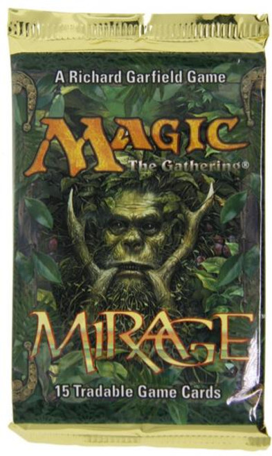 MtG Mirage Booster Pack