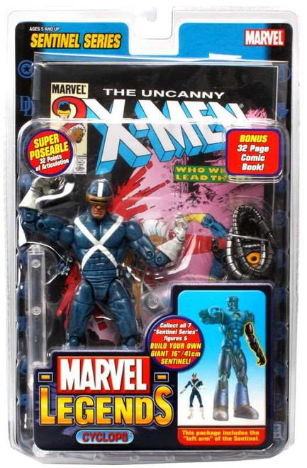 Marvel Legends Series 10 Sentinel Cyclops X-Factor Variant Action Figure