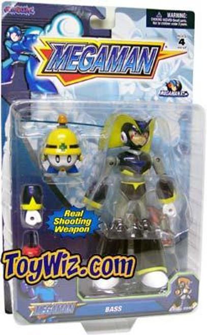 Mega Man Classic Bass Action Figure