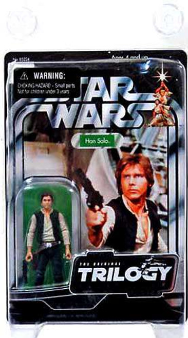 Star Wars A New Hope Unknown Year Han Solo Action Figure