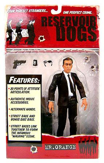 Reservoir Dogs Mr. Orange Action Figure