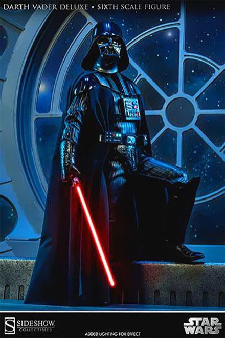 Star Wars Return of the Jedi Lords of the Sith Sixth Scale Darth Vader 12 Inch Action Figure