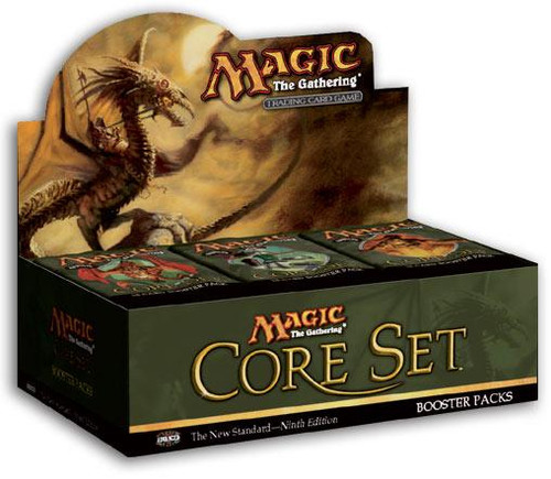 MtG 9th Edition Booster Box [36 Packs] [Sealed]