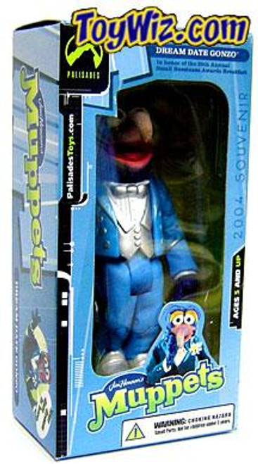 The Muppets Gonzo Exclusive Action Figure [Dream Date]