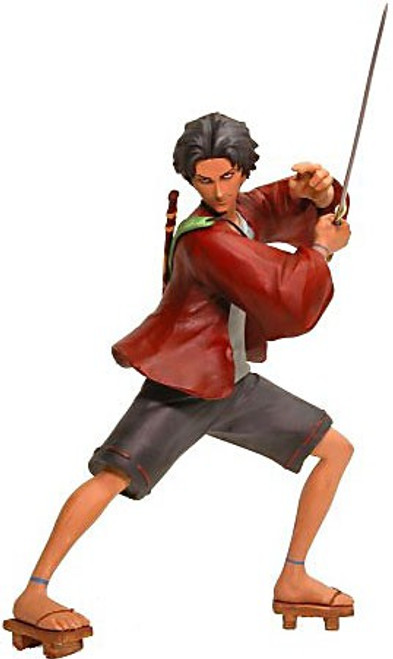 Samurai Champloo Mugen Action Figure
