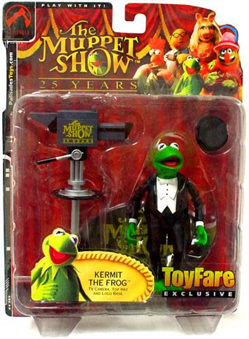 The Muppets The Muppet Show Kermit the Frog Exclusive Action Figure [Master of Ceremonies]