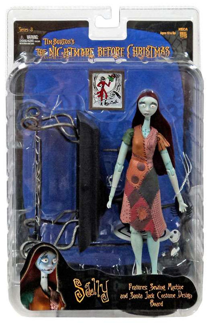 NECA The Nightmare Before Christmas Series 3 Sally Action Figure