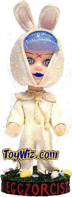 NECA Living Dead Dolls Head Knockers Eggzorcist Bobble Head