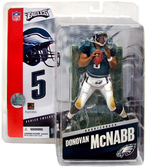 McFarlane Toys NFL Philadelphia Eagles Sports Picks Series 12 Donovan McNabb Action Figure [Green Jersey]