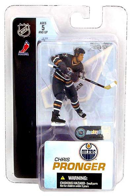 McFarlane Toys NHL Edmonton Oilers Sports Picks 3 Inch Mini Series 3 Chris Pronger Mini Figure