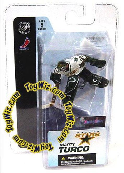 McFarlane Toys NHL Dallas Stars Sports Picks 3 Inch Mini Series 3 Marty Turco Mini Figure