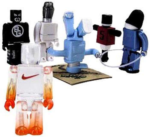 Kubrick NIKE Generation 1 Set 3A Collectible Figures