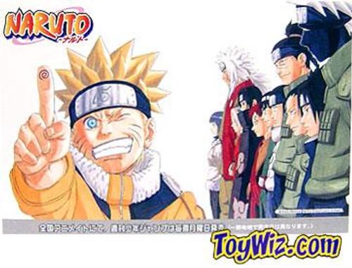 Naruto Uzumaki Postcard