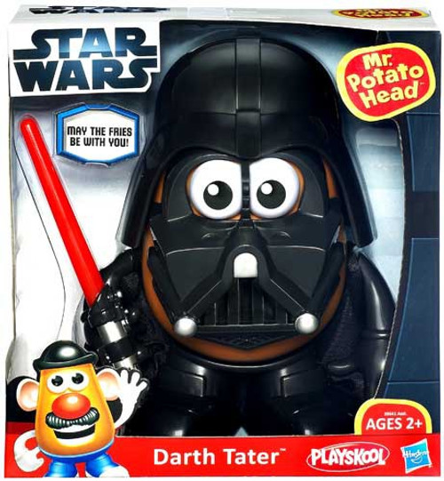 Star Wars Darth Tater Mr Potato Head Figure [Repackaged]