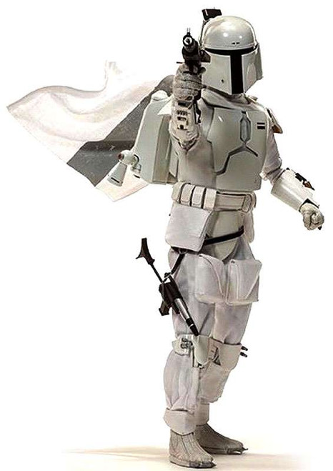 Star Wars Expanded Universe Scum & Villainy Sixth Scale Boba Fett 12 Inch Action Figure [Prototype Armor]