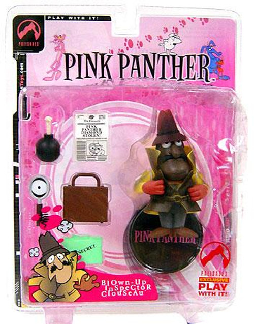 Pink Panther Inspector Clouseau Exclusive Action Figure [Blown-Up]