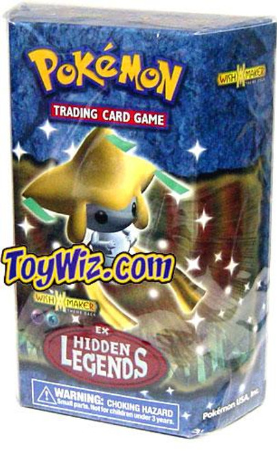 Pokemon EX Hidden Legends Wish Maker Theme Deck [Sealed Deck]