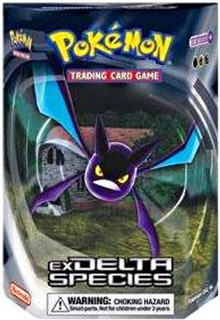 Pokemon EX Delta Species Breakthrough Theme Deck [Sealed Deck]