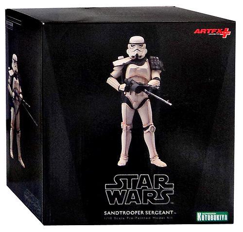 Star Wars ArtFX Sandtrooper Sergeant 1/10 Statue