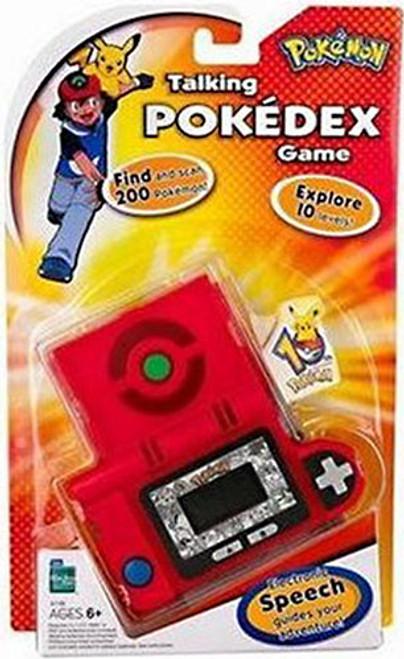 Pokemon Talking Pokedex Game