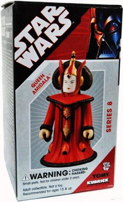 Star Wars The Phantom Menace Tomy Kubrick Series 8 Queen Amidala Mini Figure