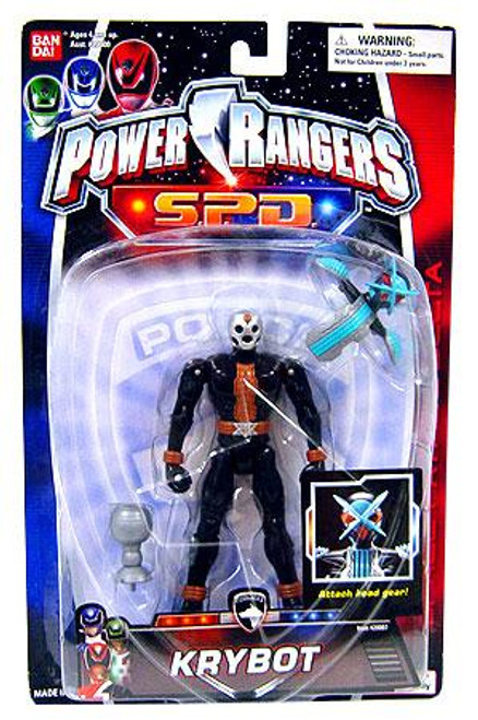 Power Rangers SPD Krybot Action Figure