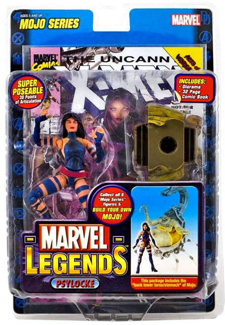 Marvel Legends Series 14 Mojo Psylocke Action Figure