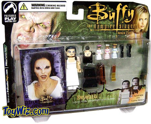 Buffy The Vampire Slayer PALz Series 2 Drusilla Mini Figure
