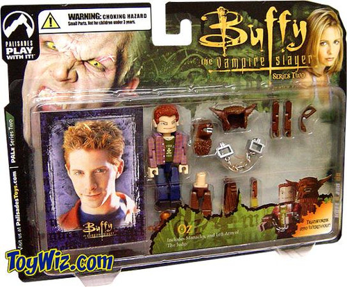 Buffy The Vampire Slayer PALz Series 2 Oz Mini Figure [Damaged Package]