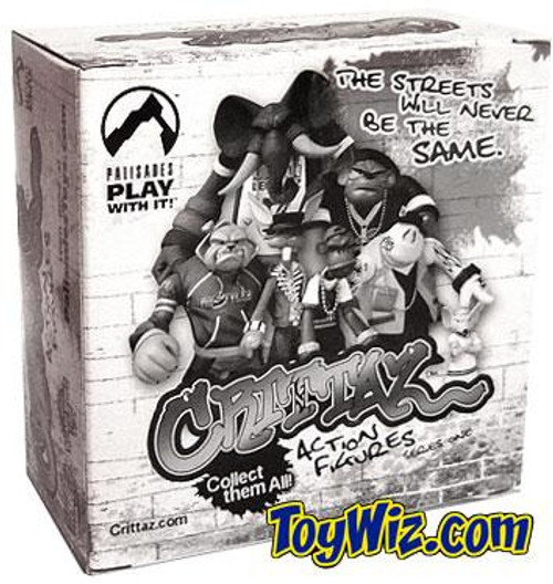 Crittaz The Dizzle Exclusive Action Figures
