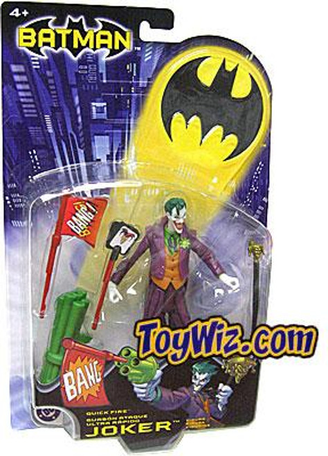 Batman The Joker Action Figure [Quick Fire]