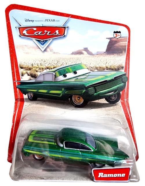 Disney Cars Series 1 Ramone Diecast Car [Green]