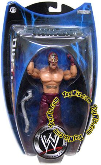 WWE Wrestling Ruthless Aggression Series 16 Rey Mysterio Action Figure