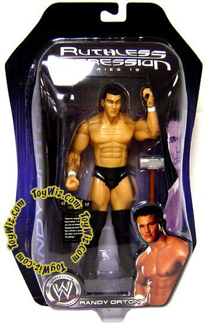 WWE Wrestling Ruthless Aggression Series 19 Randy Orton Action Figure